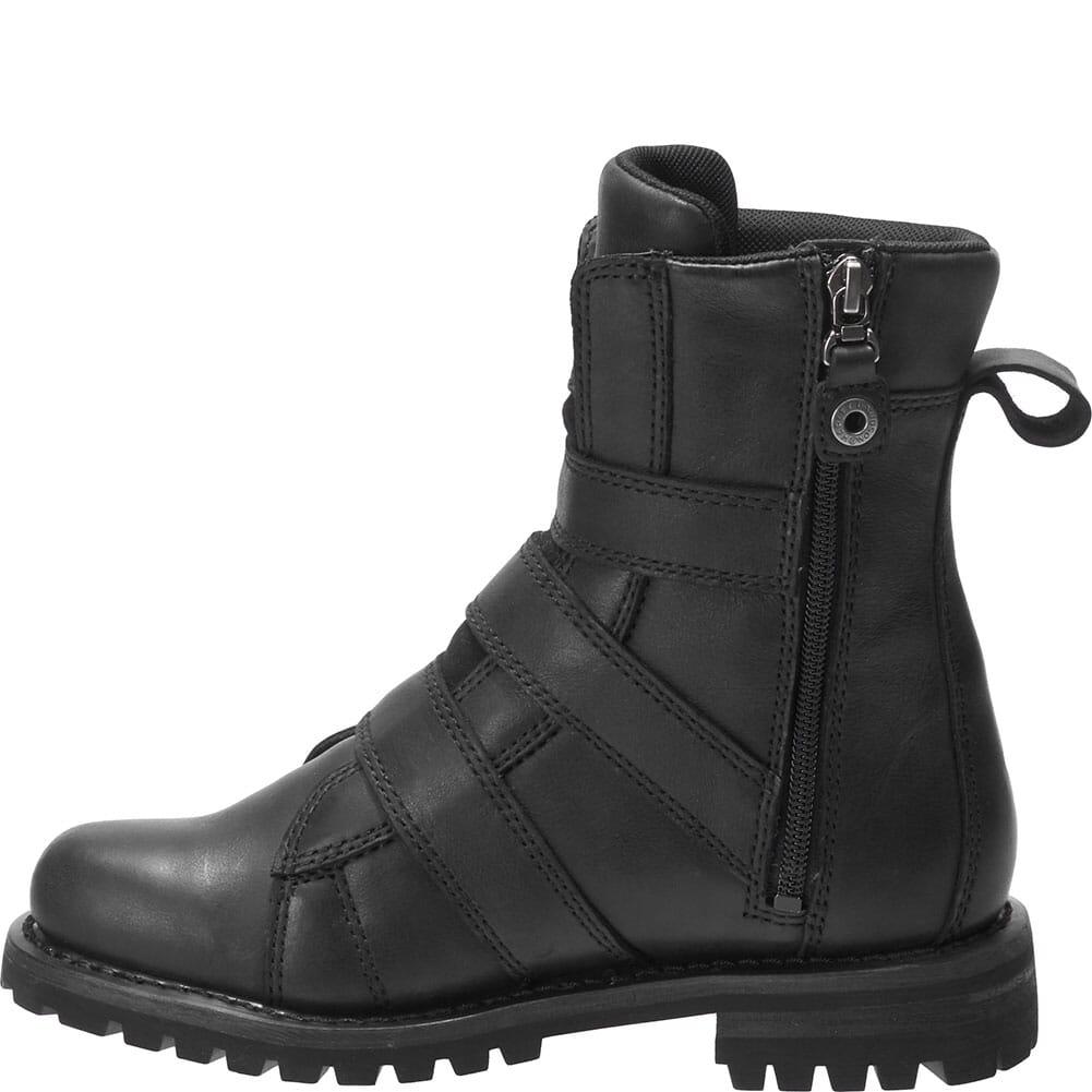 Harley Davidson Women's Hemford Motorcycle Boots - Black