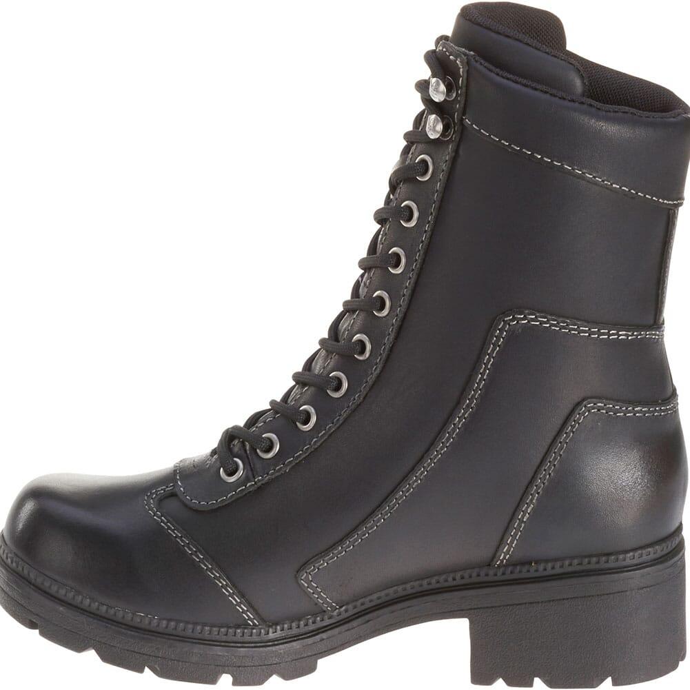 Harley Davidson Women's Tessa Motorcycle Boots - Black