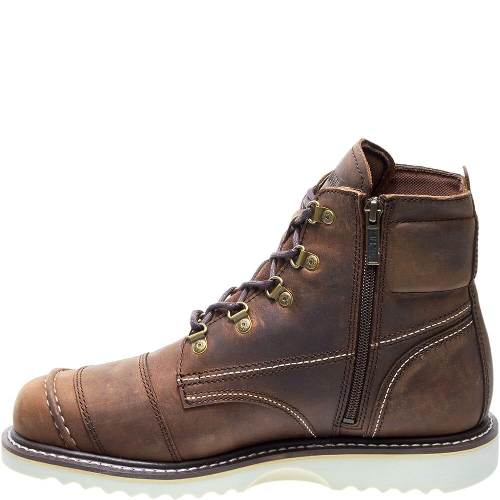 Harley Davidson Men's Hagerman Motorcycle Boots - Brown