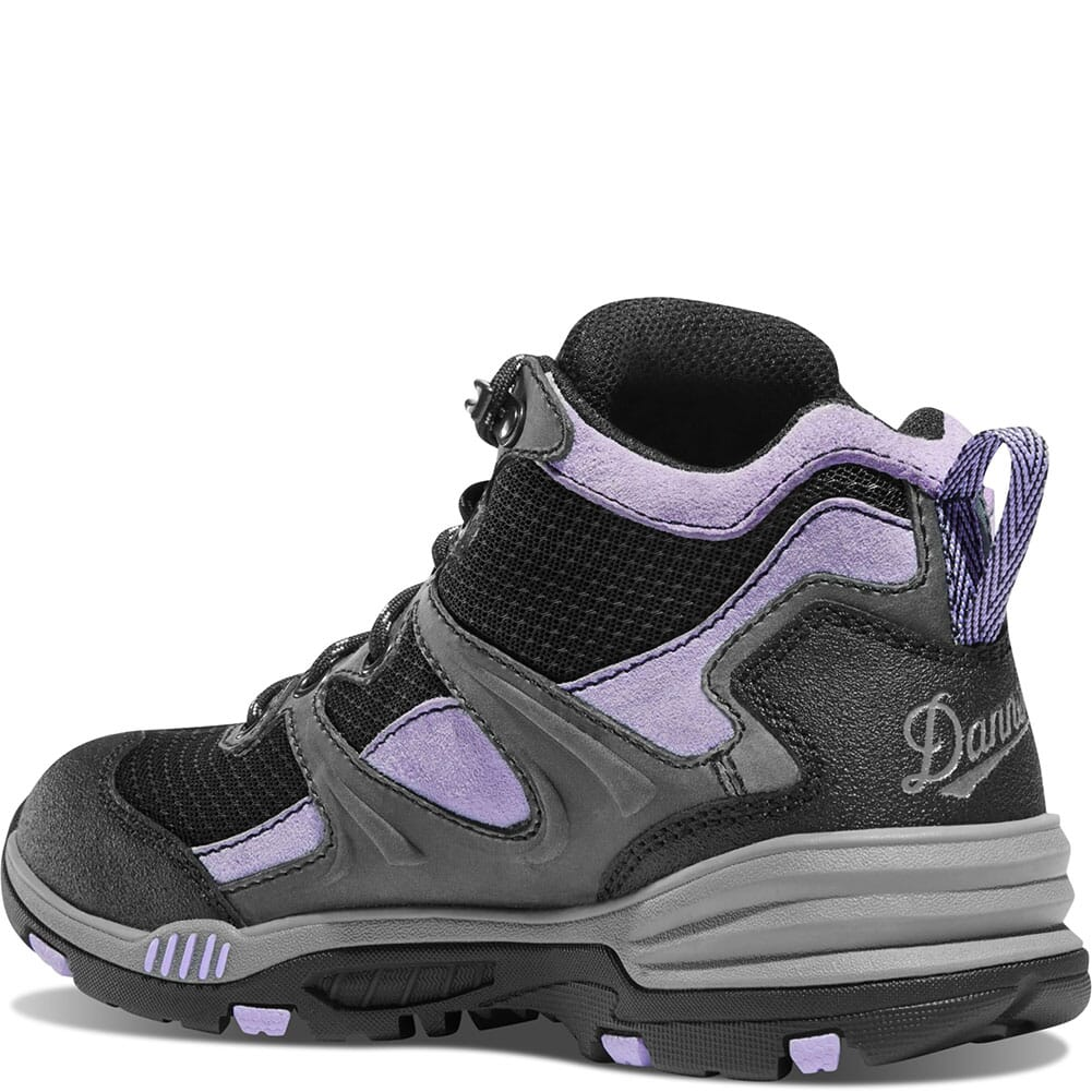 Danner Women's Springfield Safety Boots - Gray/Lavender