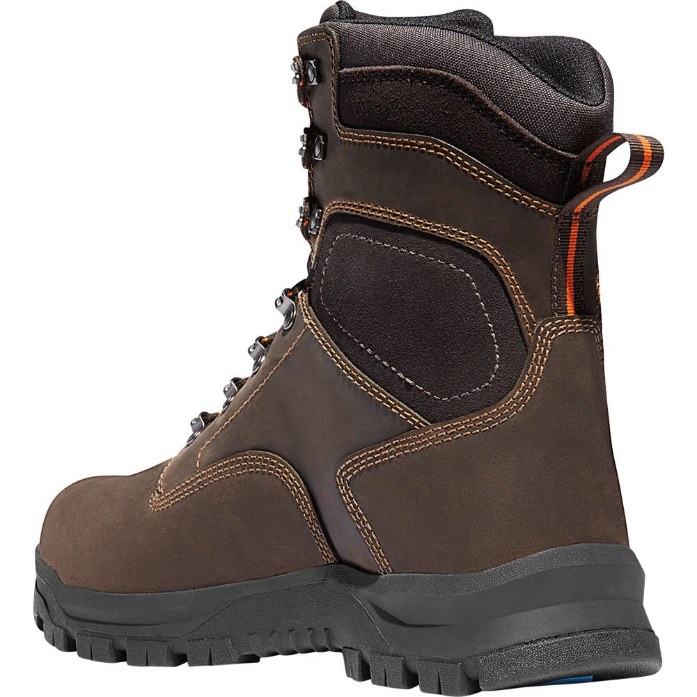 Danner Men's Crafter Safety Boots - Brown