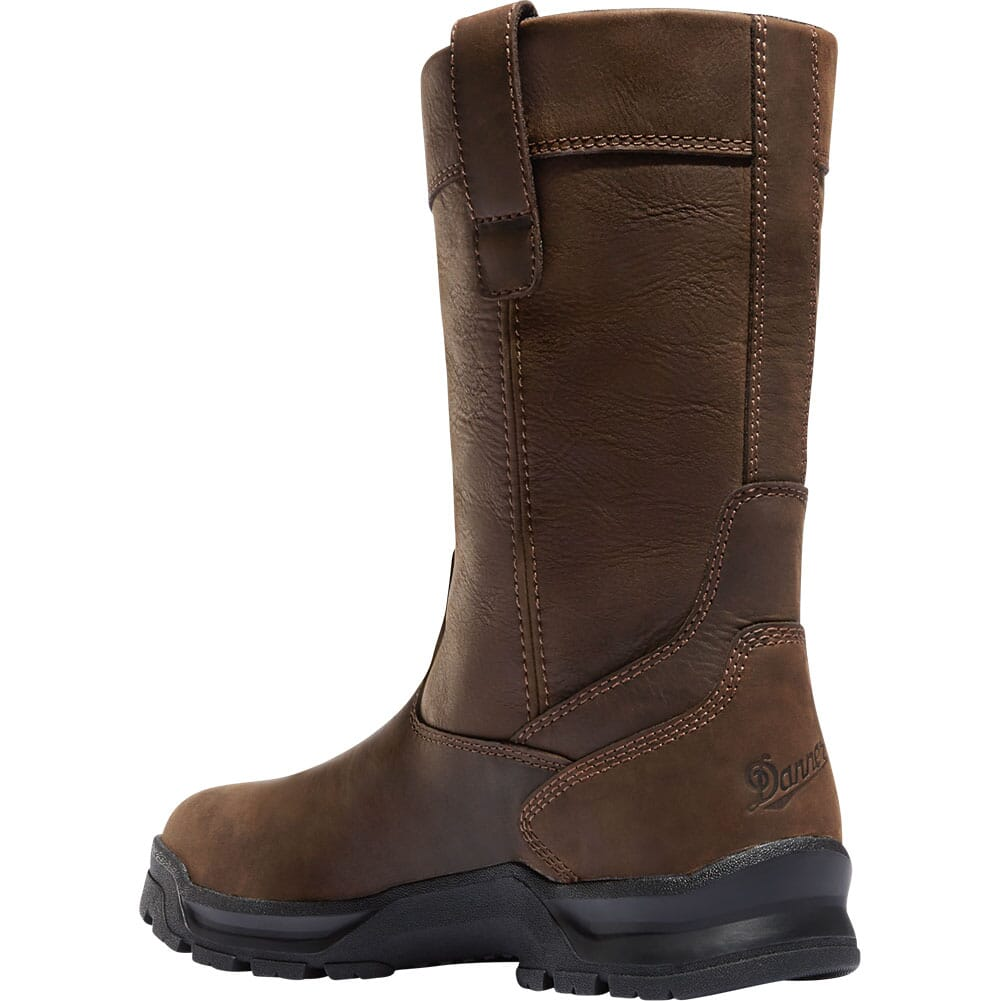 Danner Men's Crafter Wellington Safety Boots - Brown