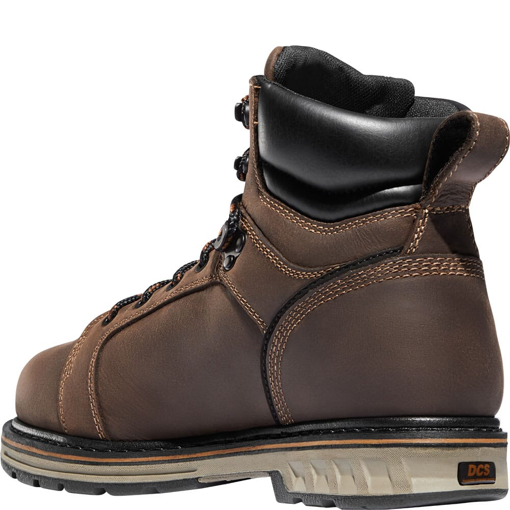 12536 Danner Men's Steel Yard WP Work Boots - Brown