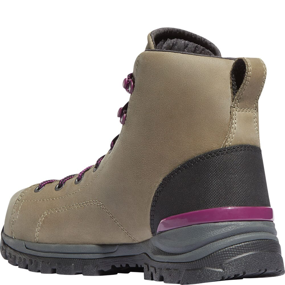 Danner Women's Stronghold Work Boots - Gray