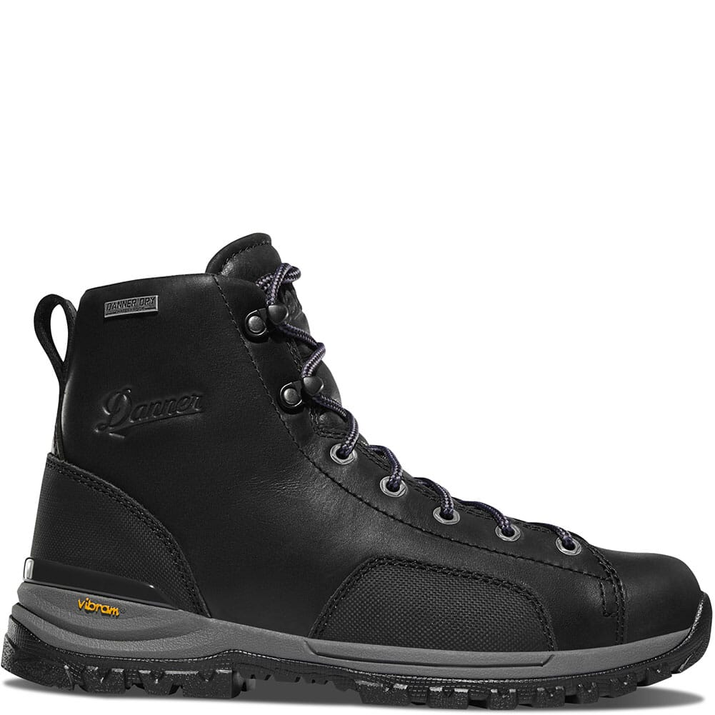 Danner Women's Stronghold WP Safety Boots - Black