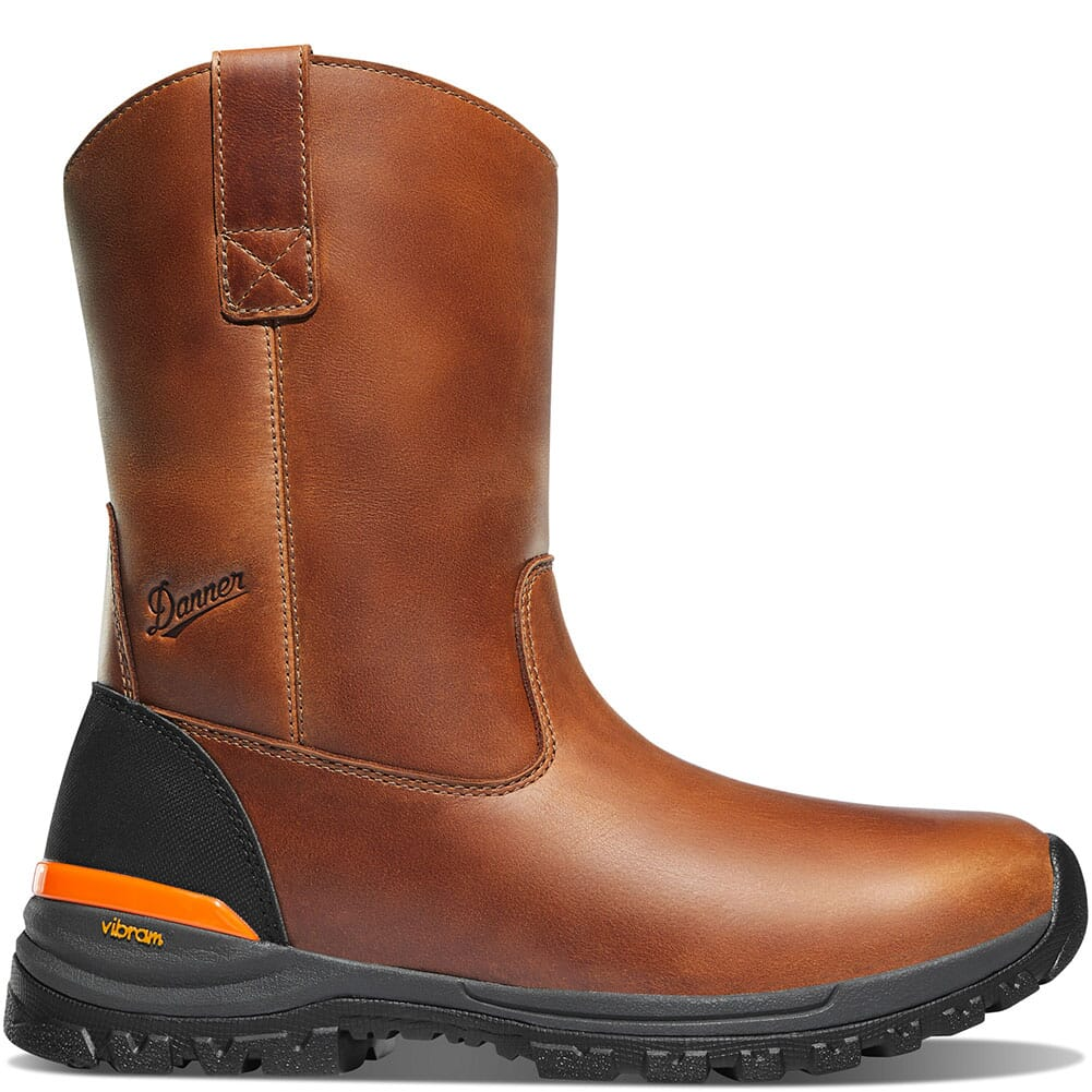 Danner Men's Stronghold Work Boots - Brown Hot
