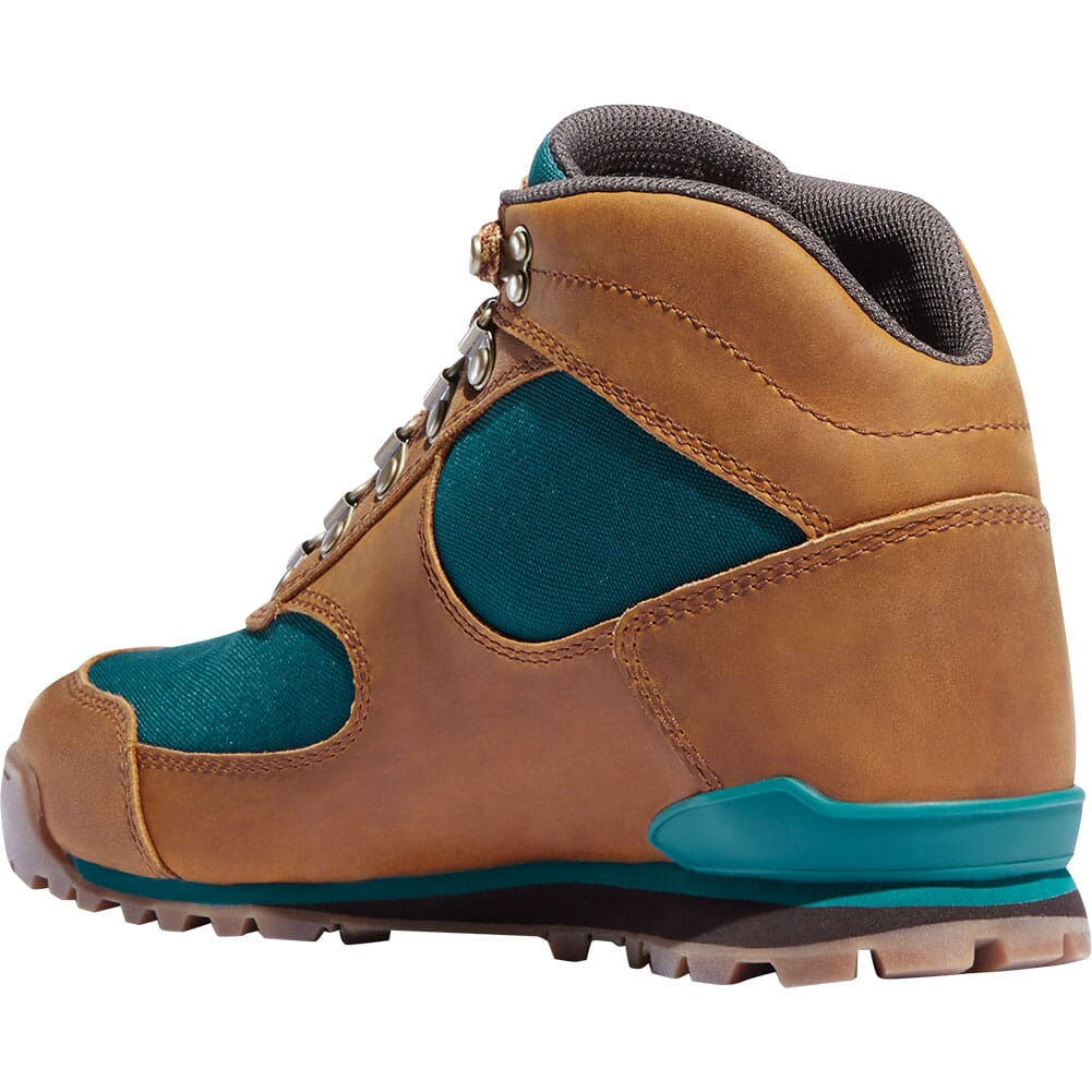 Danner Women's Jag Hiking Boots - Distressed Brown/Deep Teal