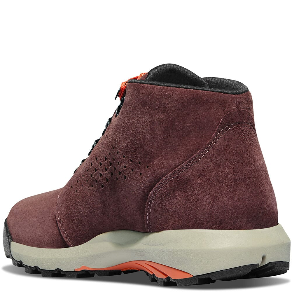64503 Danner Women's Inquire Hiking Chukka - Mauve/Salmon