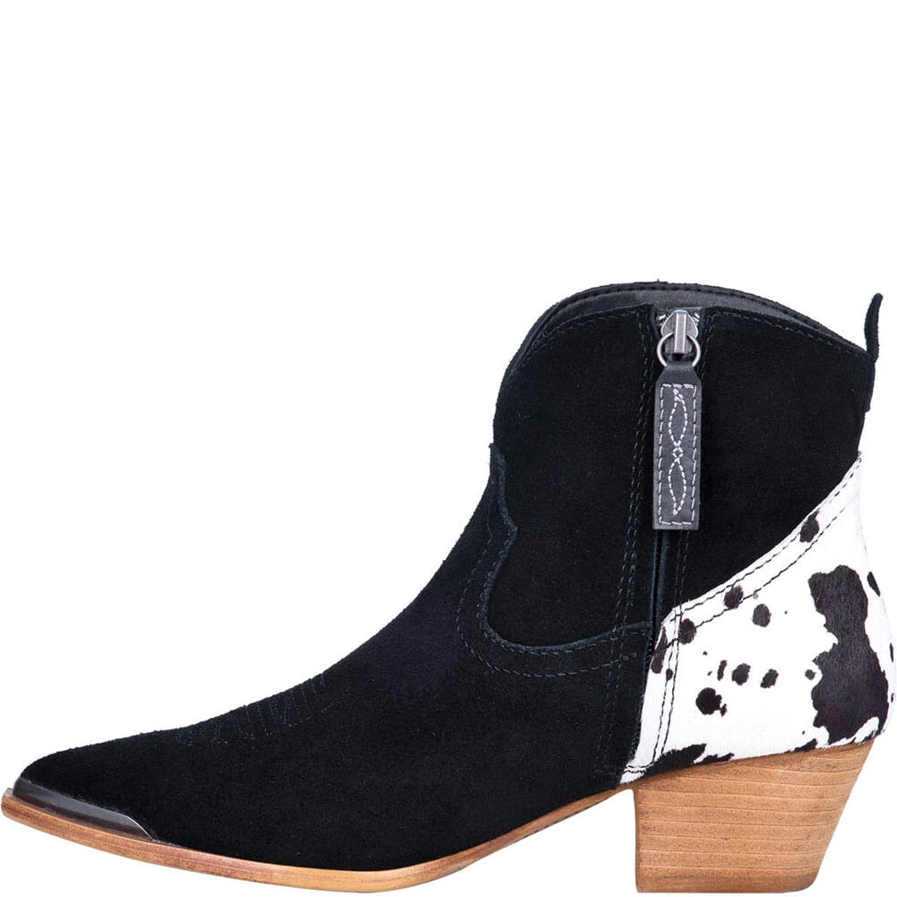 Dingo Women's Buck The Rules Western Boots - Black