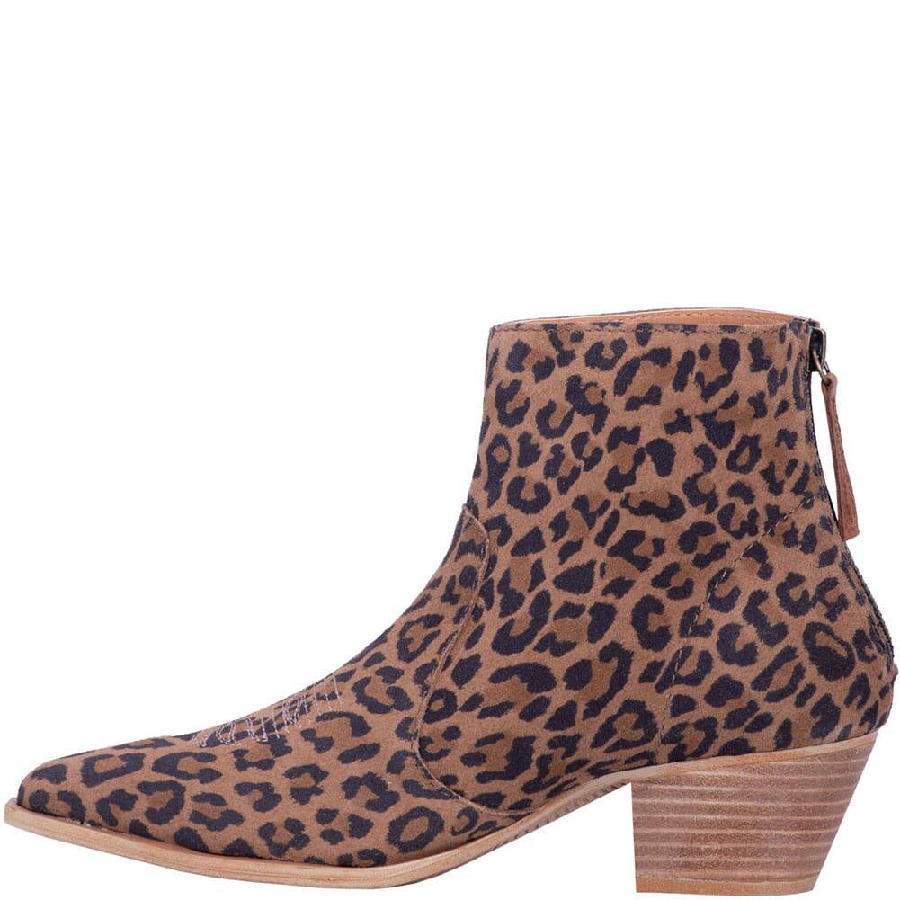 Dingo Women's Klanton Western Boots - Leopard