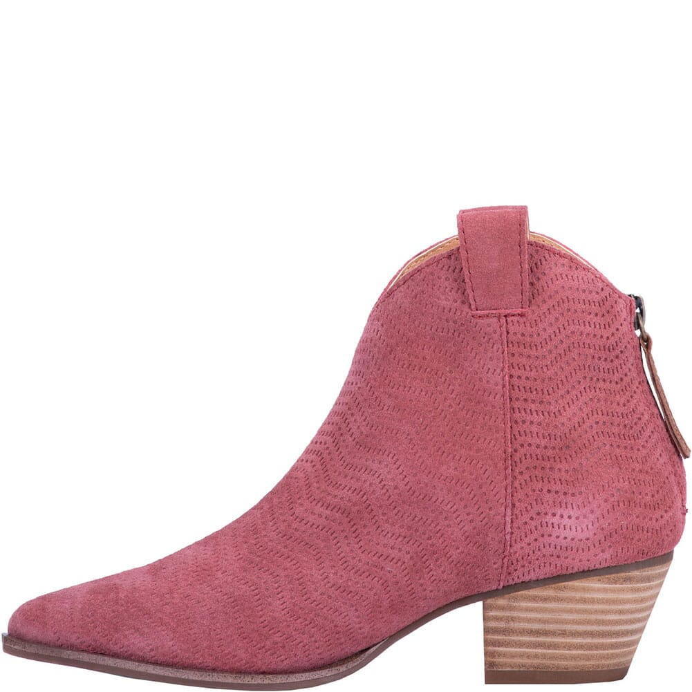 Dingo Women's Kuster Casual Boots - Blush