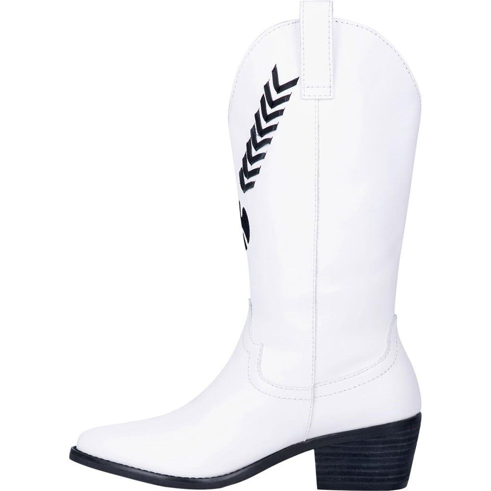 Dingo Women's Thunderbird Western Boots - White