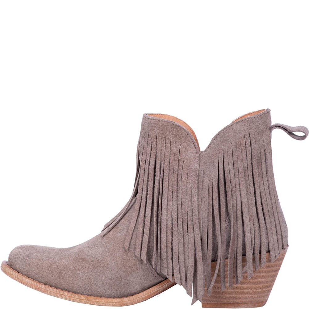 Dingo Women's Jerico Casual Boots - Taupe