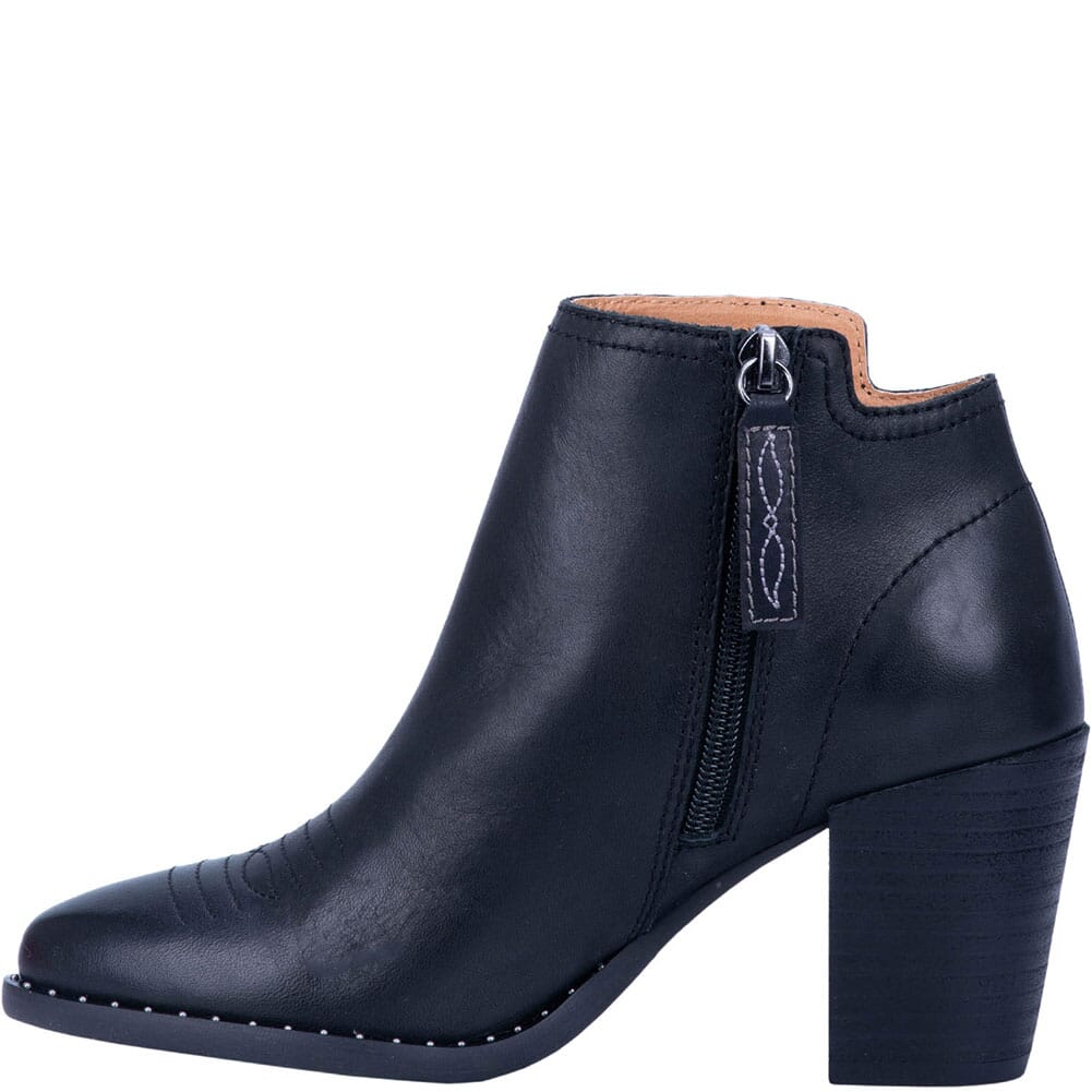 Dingo Women's Call Back Western Boots - Black