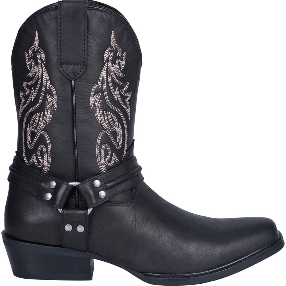 Dingo Men's Dragon Motorcycle Boots - Black