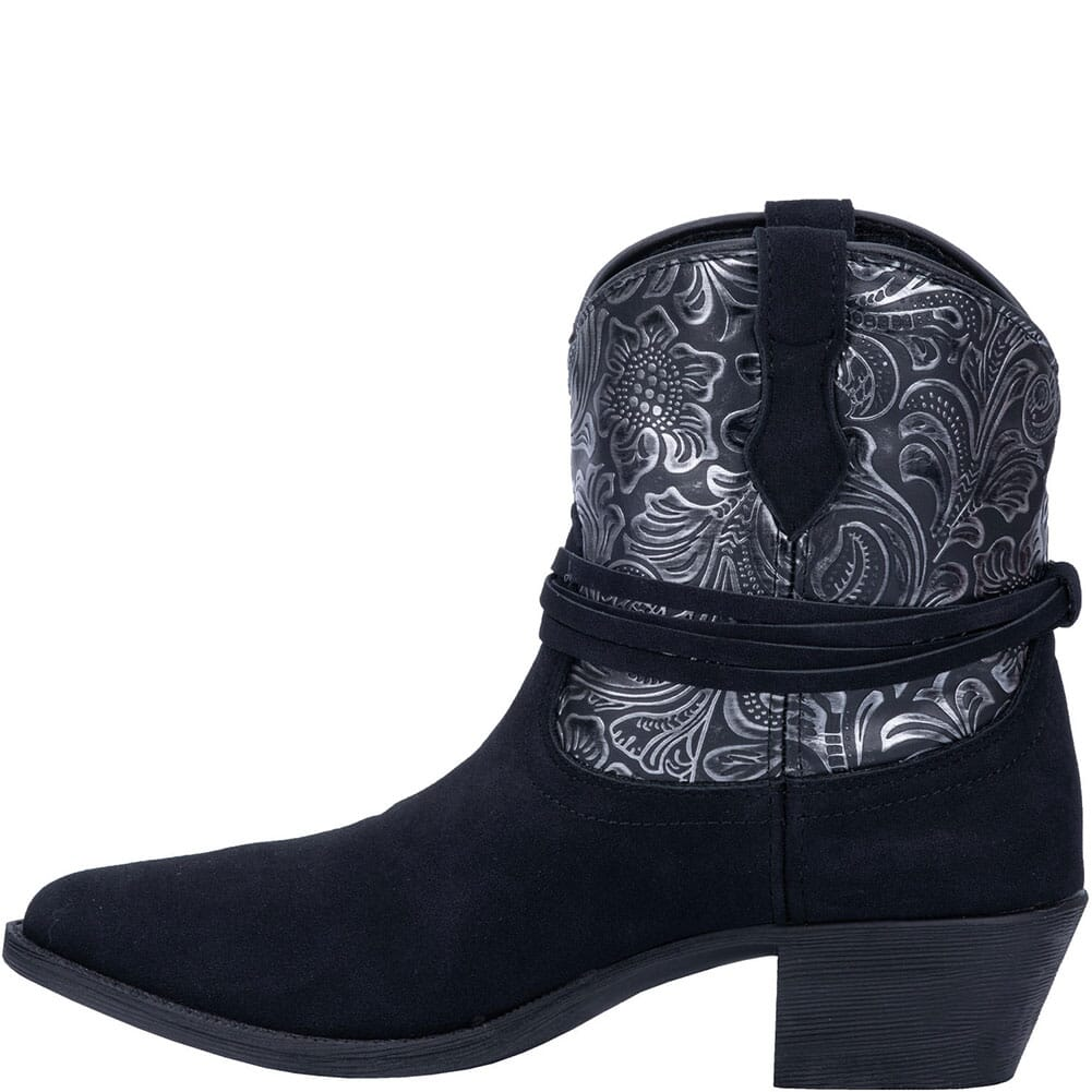 Dingo Women's Valerie Western Boots - Black