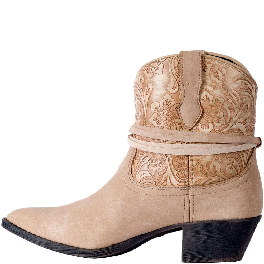 Dingo Women's Valerie Western Boots - Tan