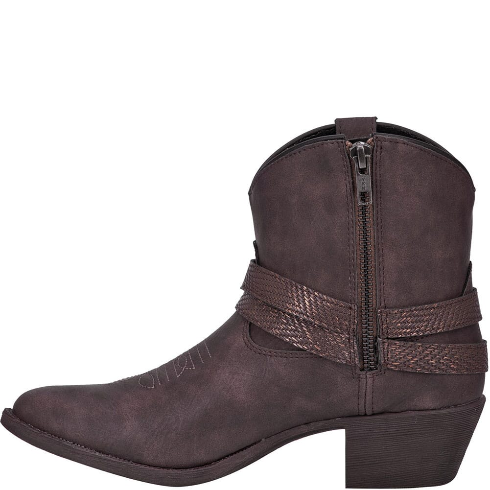 Dingo Women's Aydra Western Boots - Chocolate