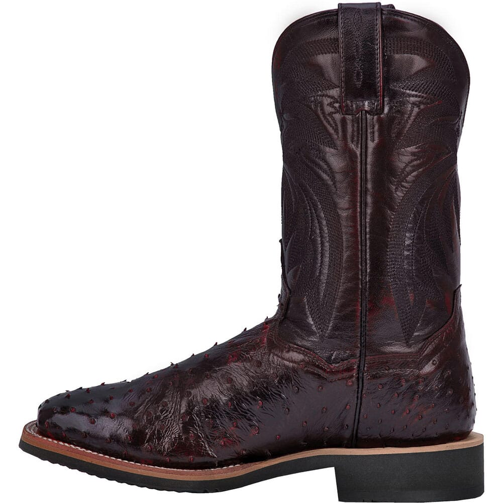 Dan Post Men's Philsgood Western Boots - Black Cherry