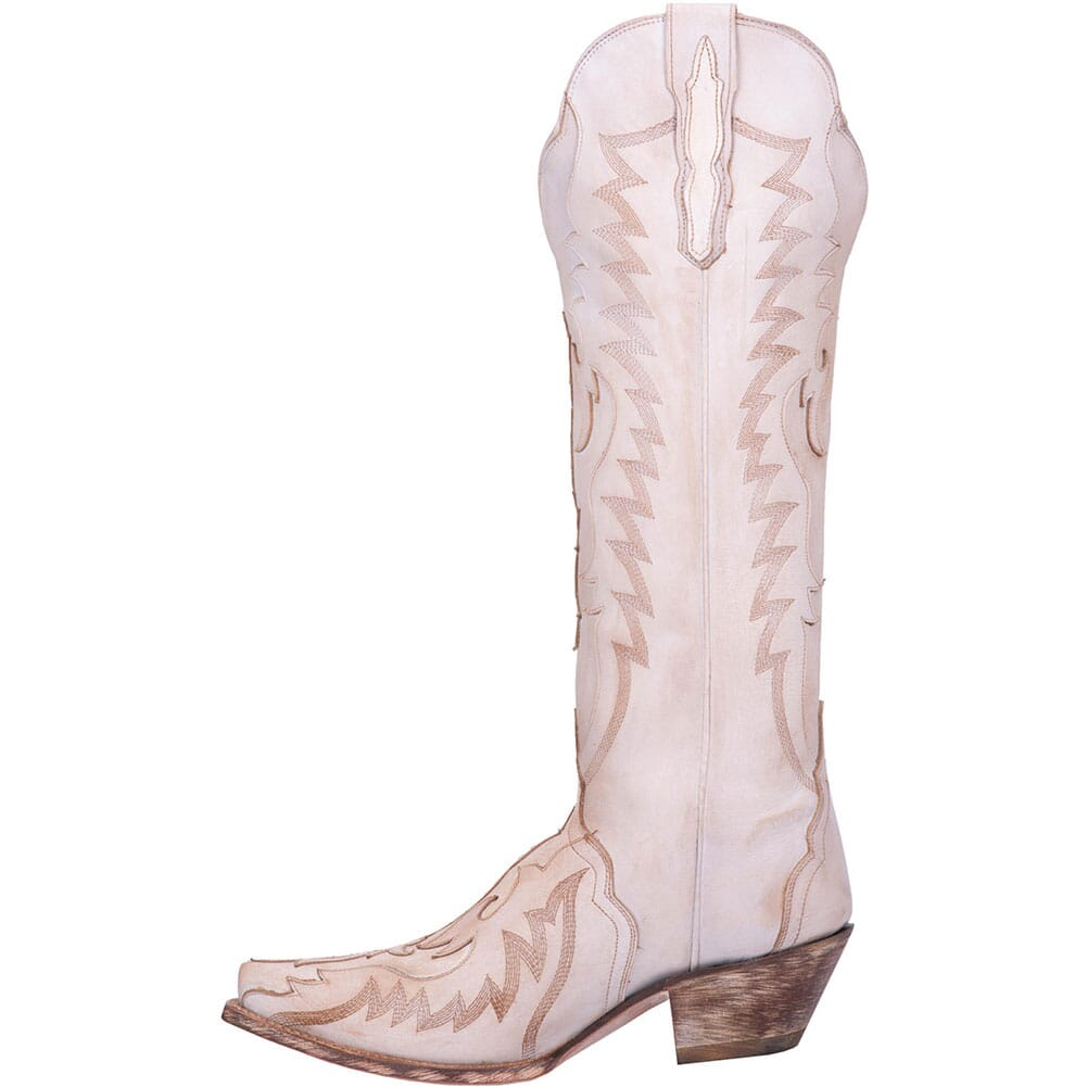 Dan Post Women's Hallie Western Boots - Bone