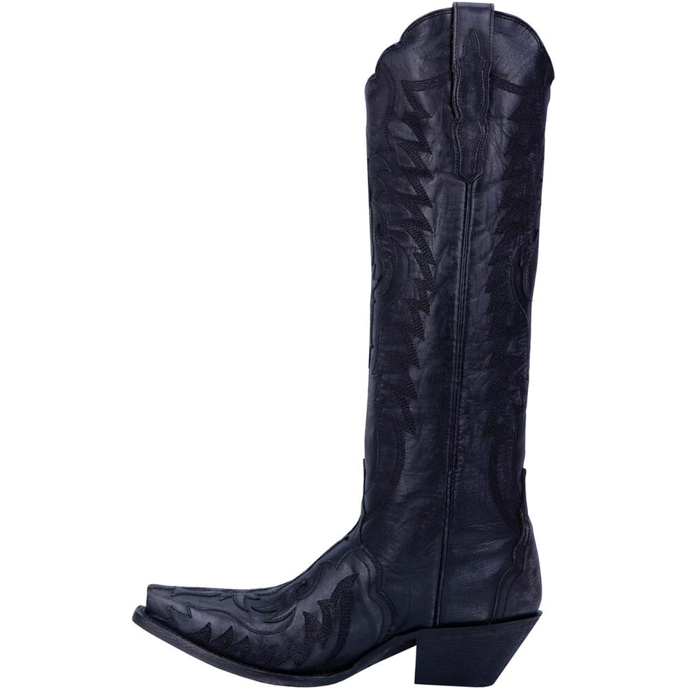 Dan Post Women's Hallie Western Boots - Black