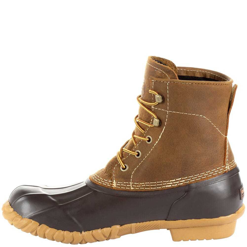 Georgia Men's Marshland Duck Boots - Brown
