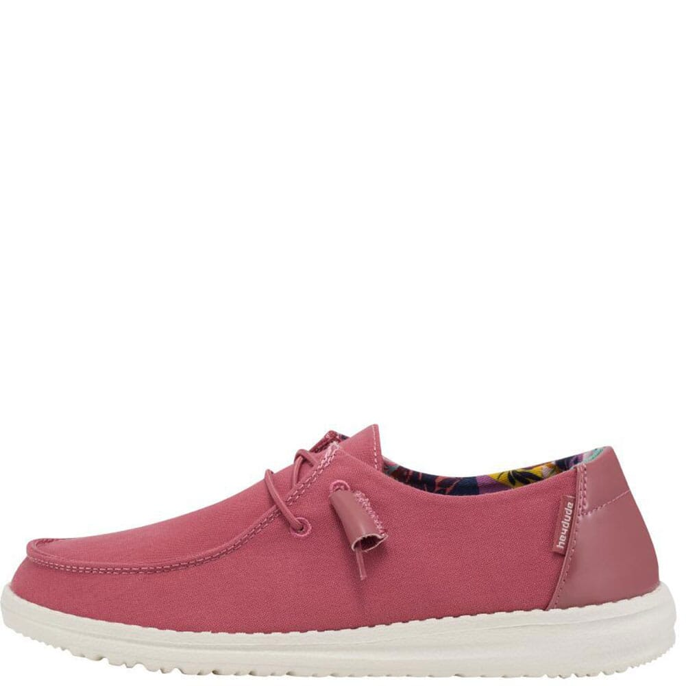 121416838 Hey Dude Women's Wendy Summer Casual Shoes - Rosette