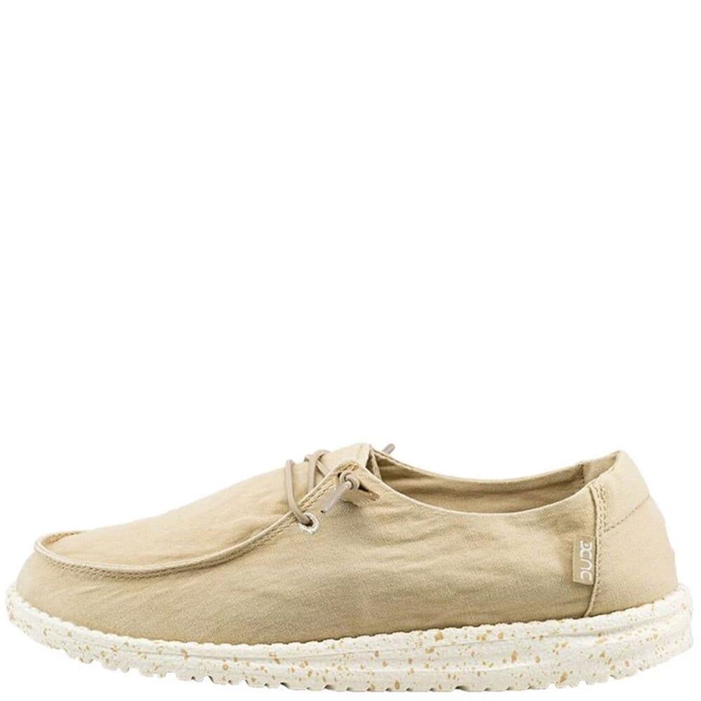 Hey Dude Women's Wendy Casual Shoes - Beige