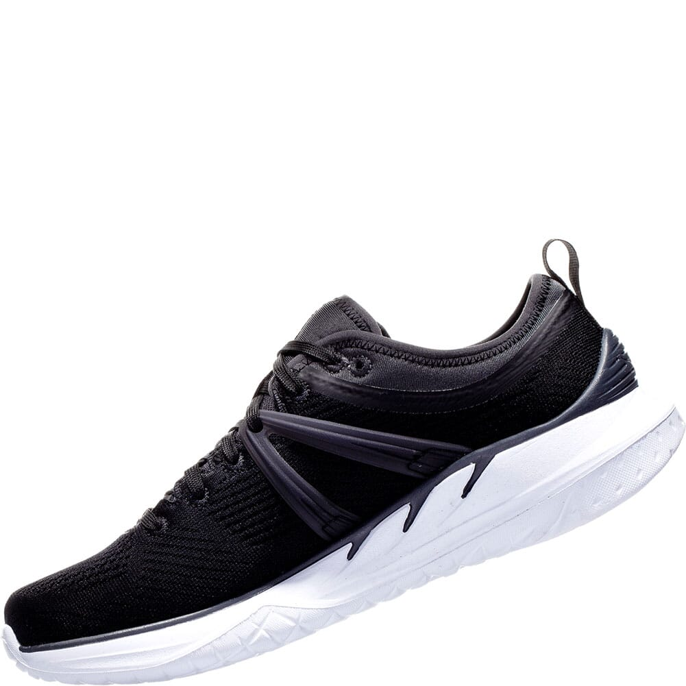 Hoka One One Women's Tivra Athletic Shoes - Black