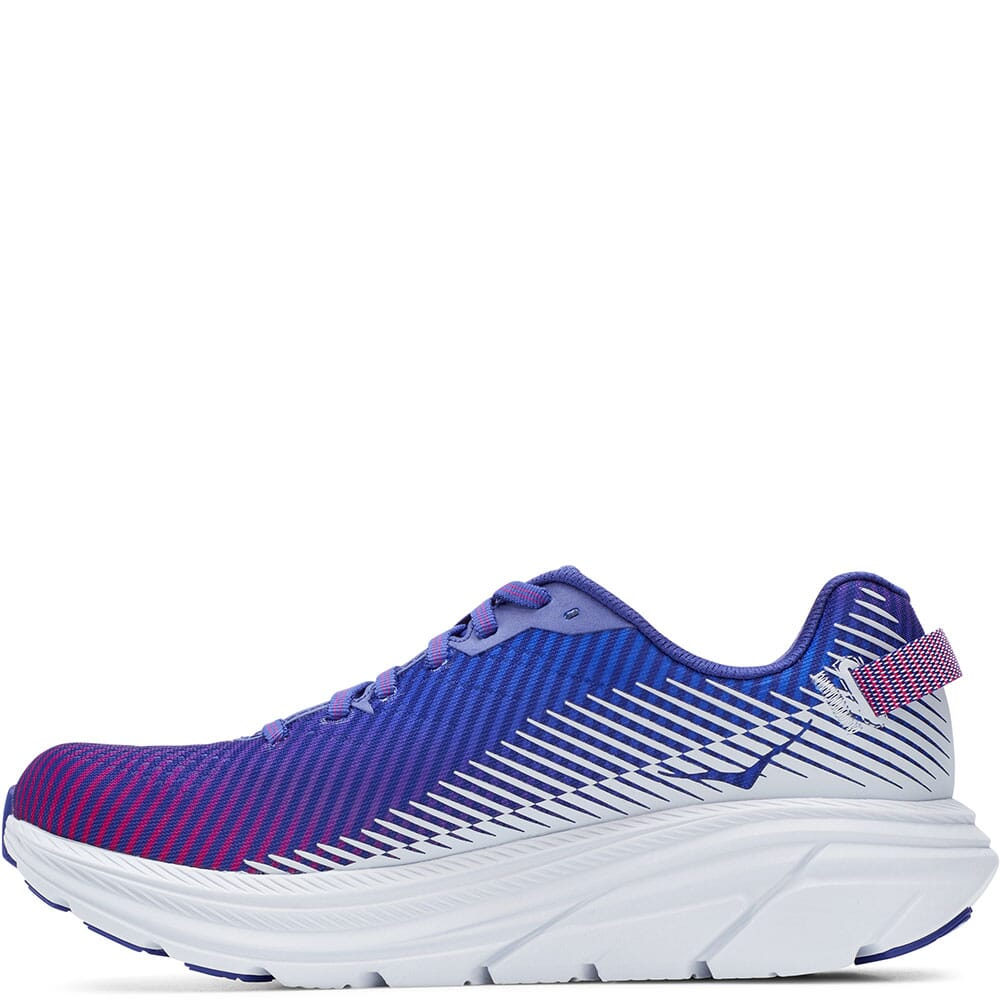 1110515-CBAI Hoka One One Women's Rincon 2 Running Shoes - Clematis Blue/Arctic