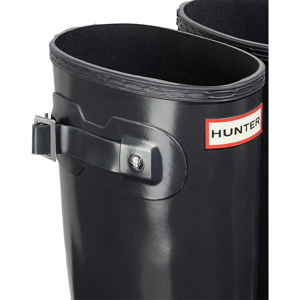 Hunter Women's Original Tall Gloss Rain Boots - Dark Slate