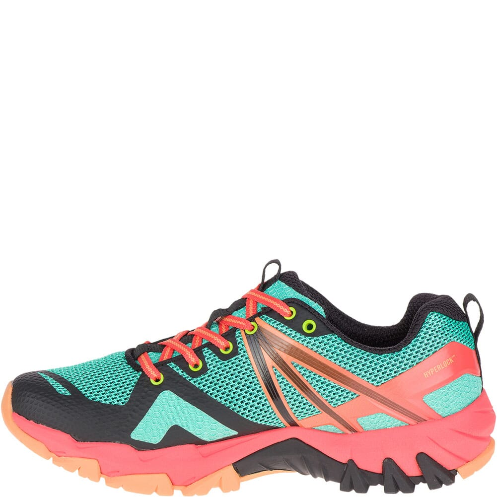 Merrell Women's MQM Flex Athletic Shoes - Fruit Punch