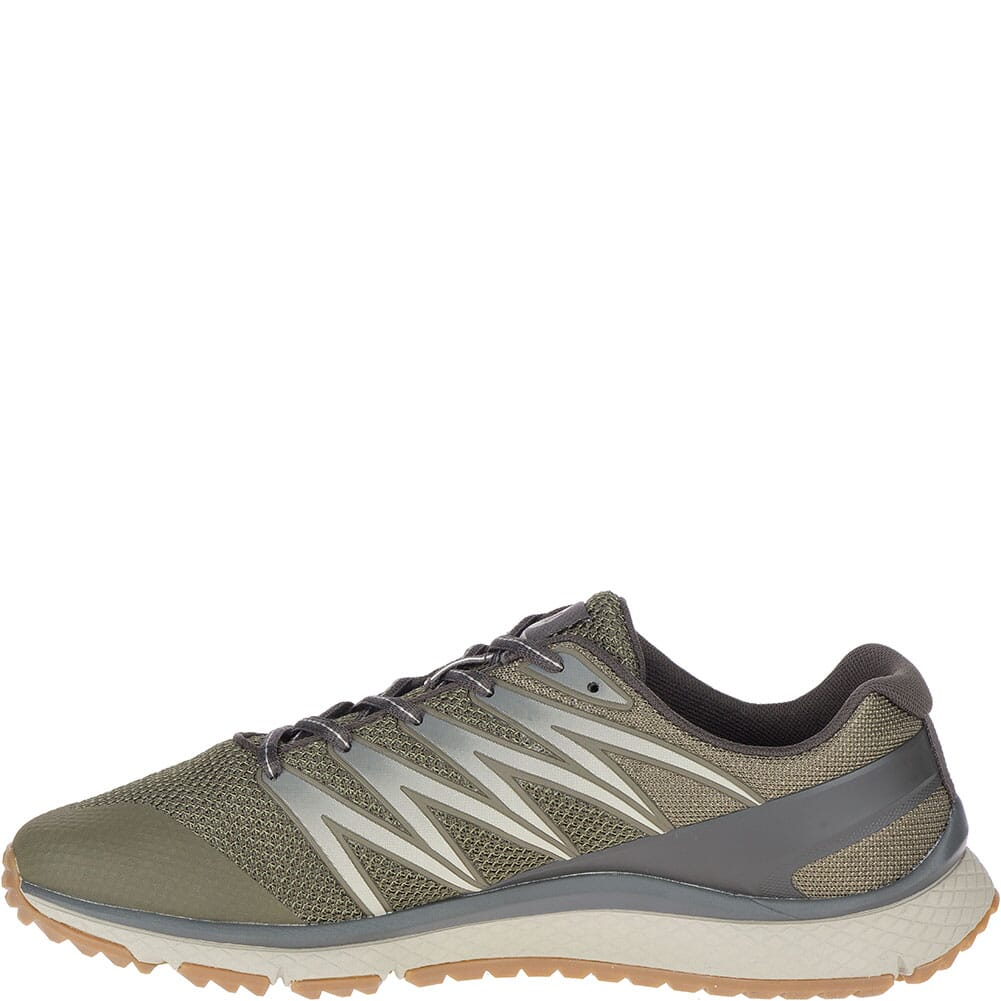 Merrell Men's Bare Access XTR Hiking Shoes - Olive