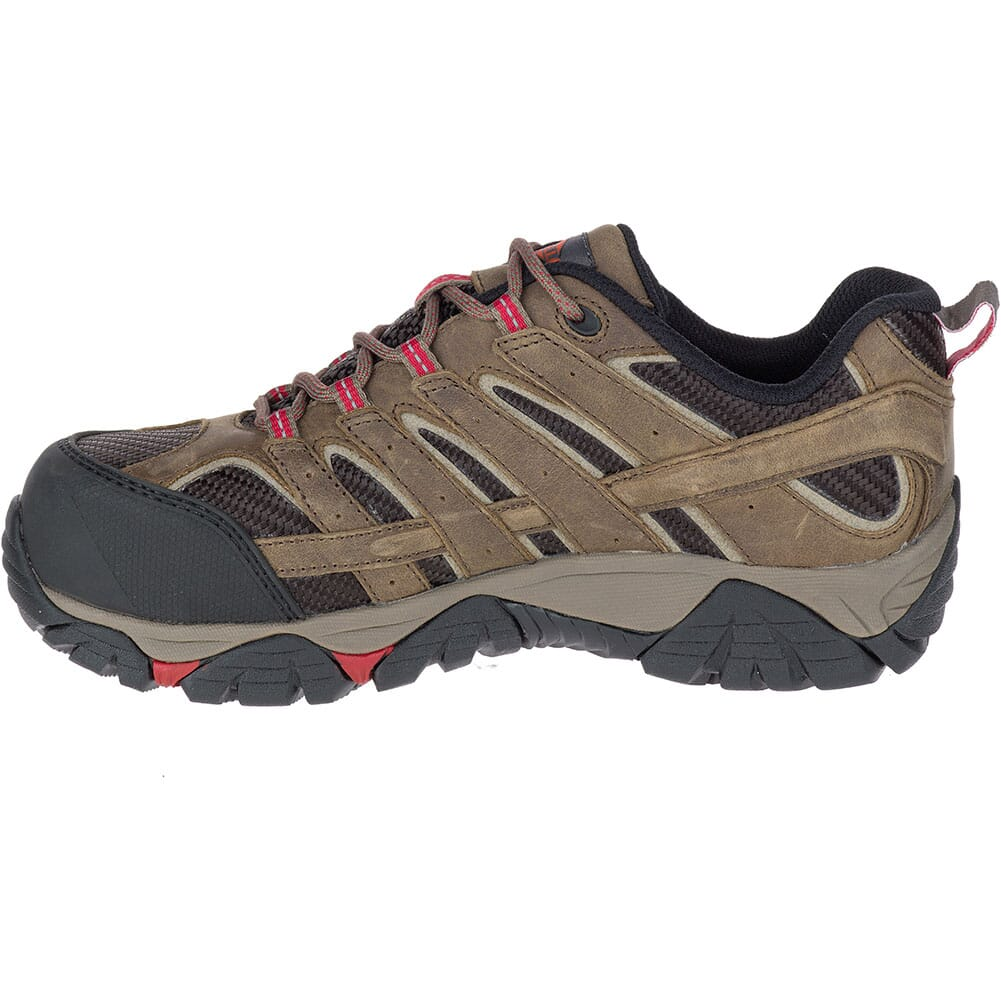 Merrell Women's Moab 2 Vent WP Safety Shoes - Boulder