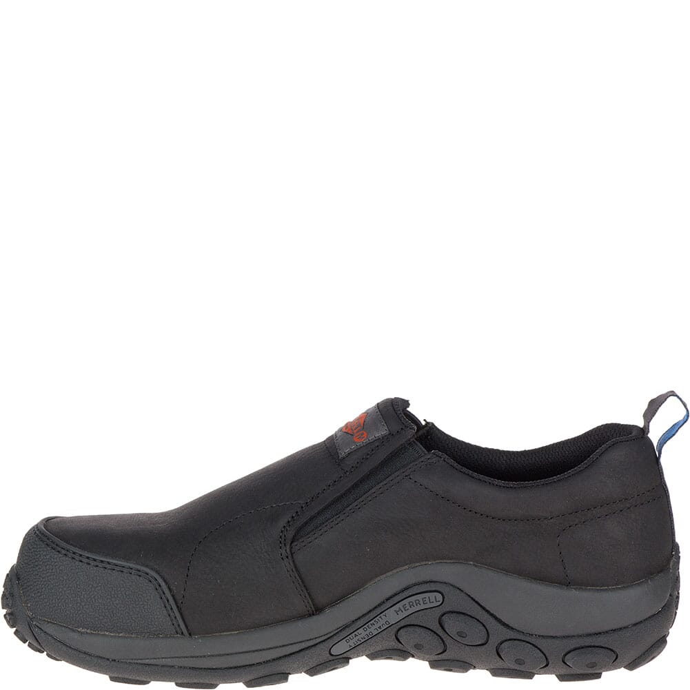 Merrell Men's Jungle Moc ESD Safety Shoes - Black
