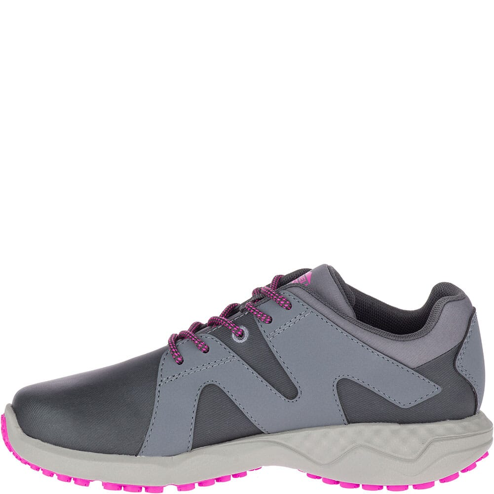 Merrell Women's ISIX8 PRO Work Shoes - Grey