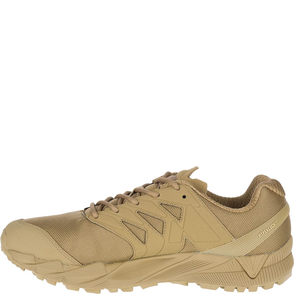 Merrell Men's Agility Peak Tactical Shoes - Coyote
