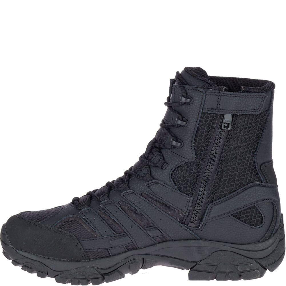 Merrell Men's Moab 2 Tactical Boots - Black