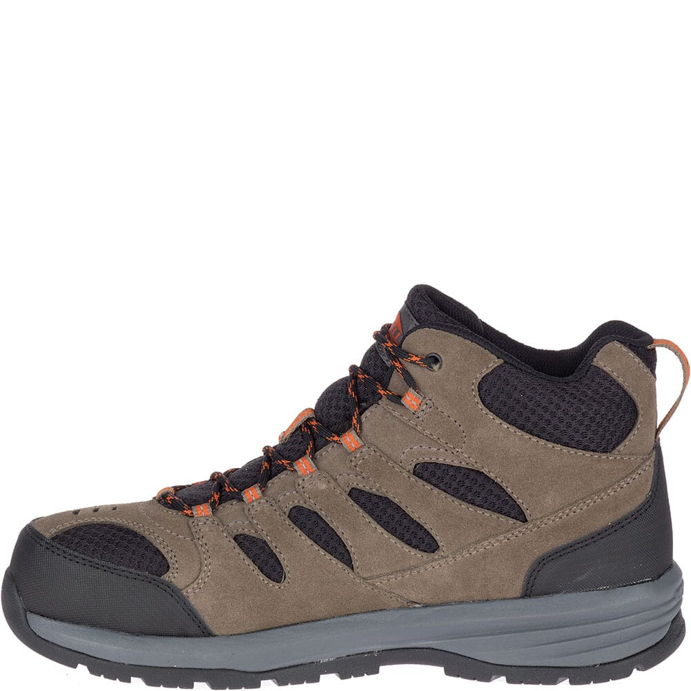Merrell Men's Windoc Mid WP Safety Boots - Boulder