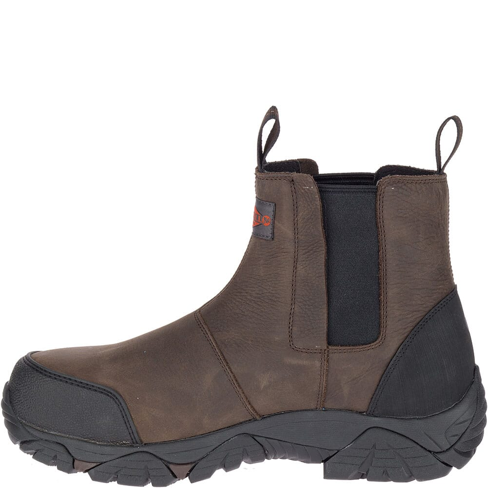 Merrell Men's Moab Rover Safety Boots - Espresso