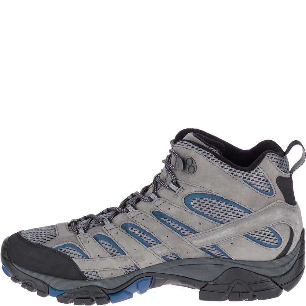Merrell Men's Moab 2 Mid Ventilator Hiking Boots - Castle/Wing