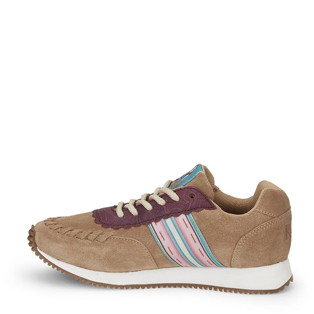 RML070 Justin Women's Reba Runner Casual Sneakers - Tan