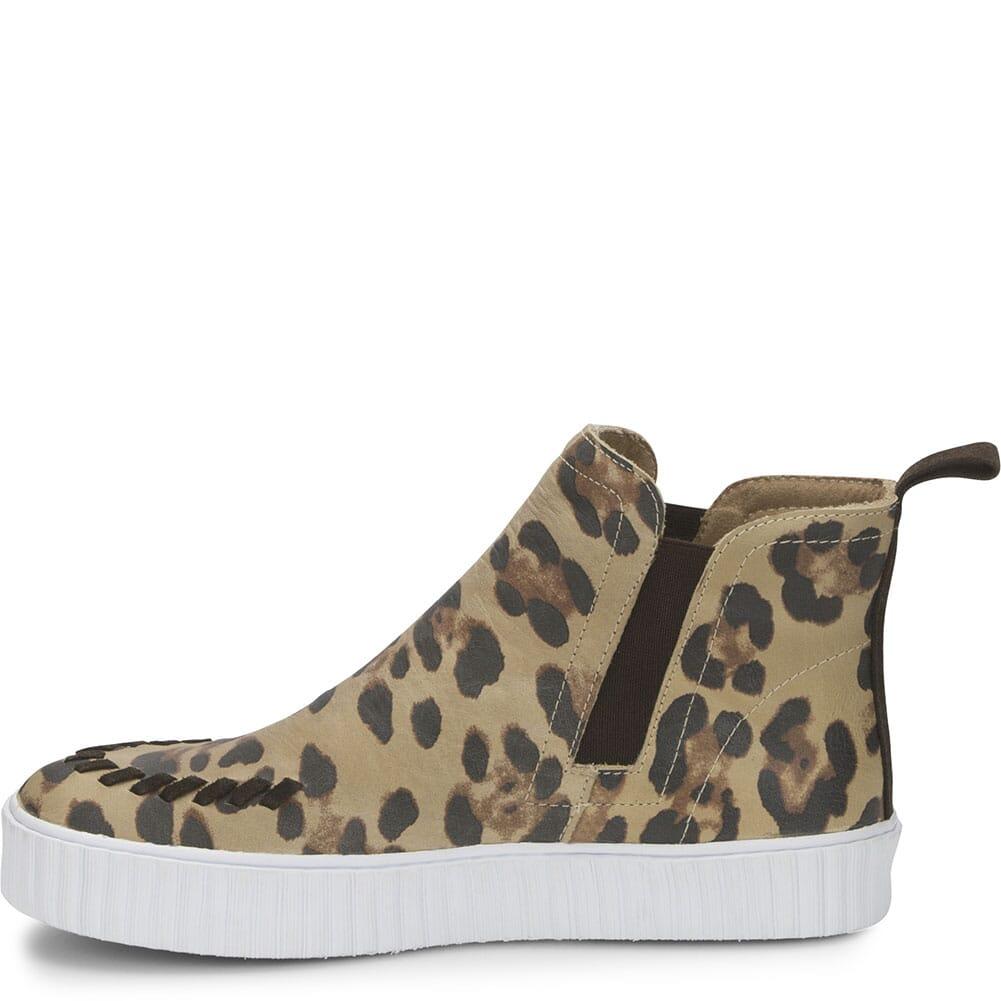 RML094 Justin Women's Broadway Casual Sneakers - Cheetah