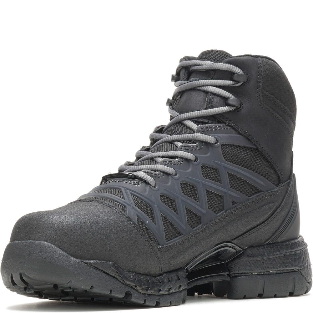 Hytest Men's Footrests 2.0 Charge Safety Boots - Black
