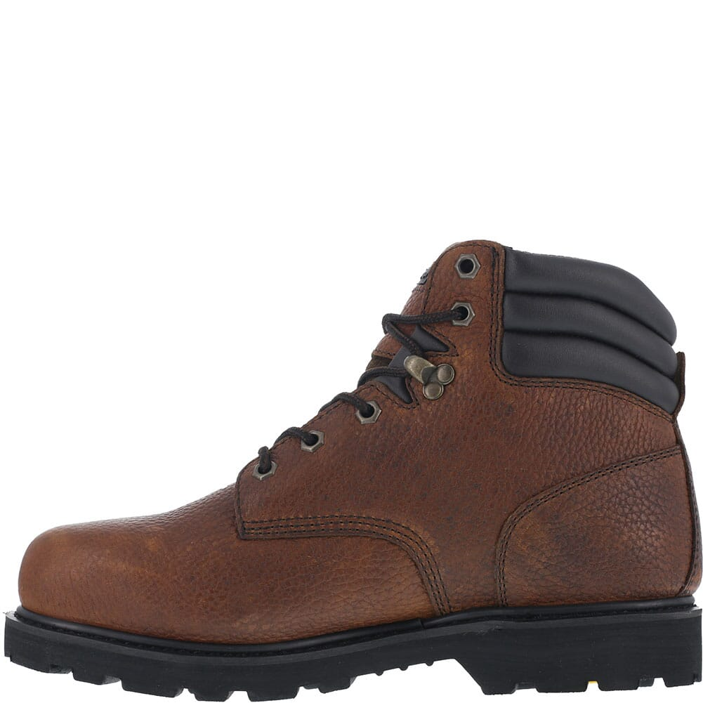 Knapp Men's Backhoe Safety Boots - Brown