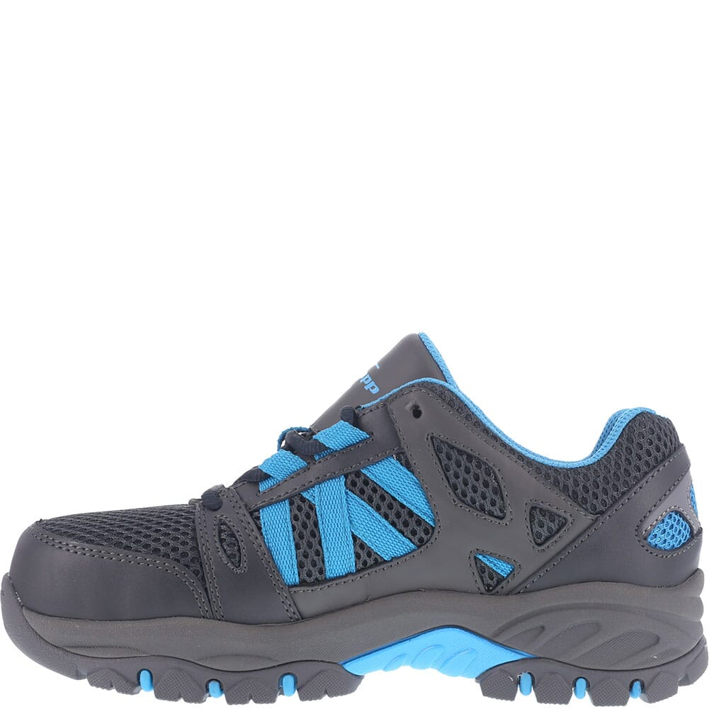 Knapp Women's Allowance Sport Safety Shoes - Black/Blue