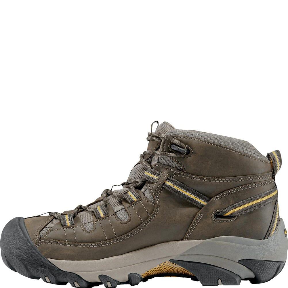 KEEN Men's Targhee II WP Mid Hiking Boots - Black Olive