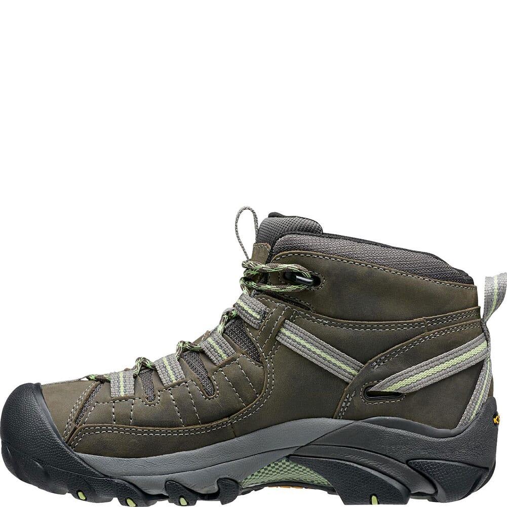 KEEN Women's Targhee II Mid Hiking Boots - Raven/Opaline