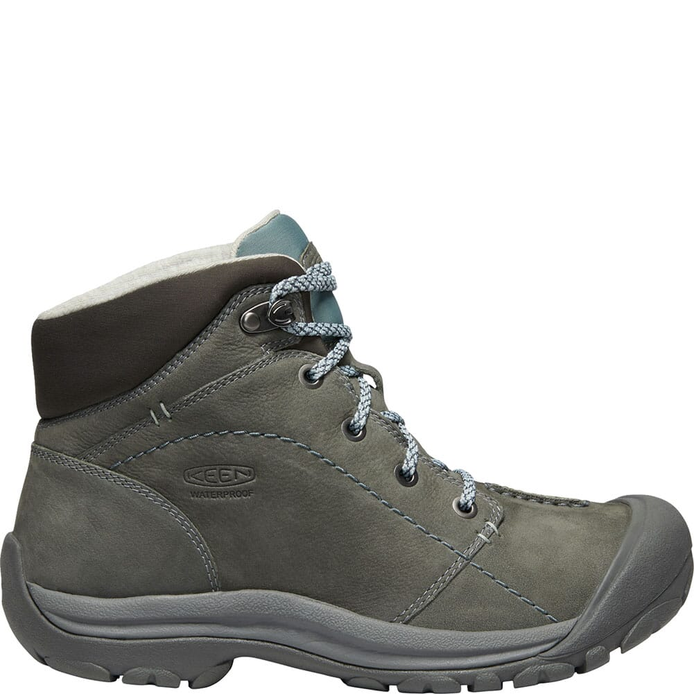 KEEN Women's Kaci Winter Mid Hiking Boots - Turbulence/Stormy Weather