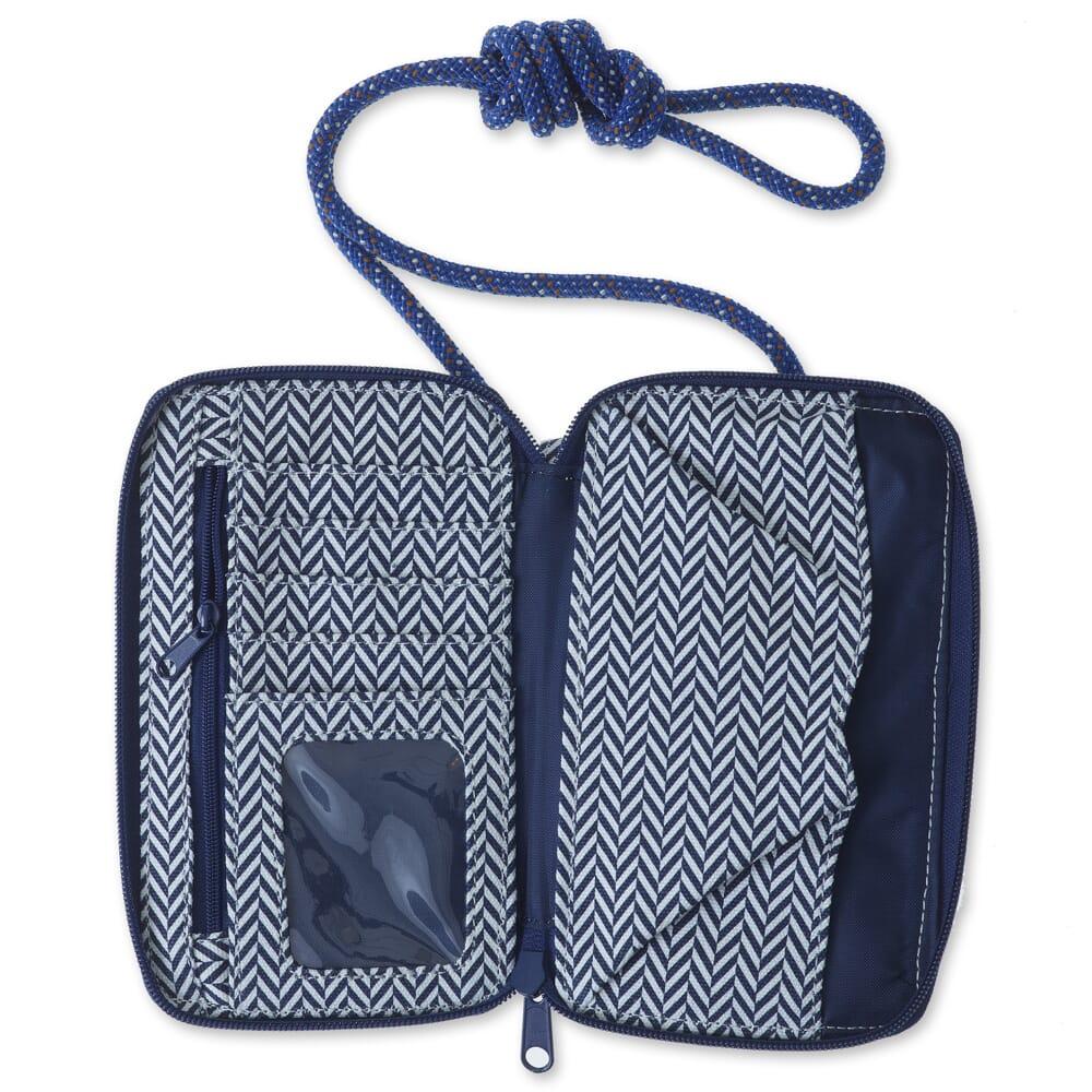 Kavu Women's Go Time Bi-Fold Wallet - Herringbone